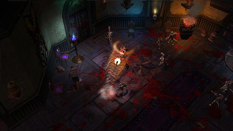 Warrior's Lair na PS3 i Vitę skasowane
