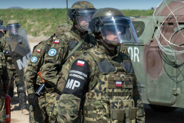 Polski Kontyngent Wojskowy KFOR na terytorium Kosowa