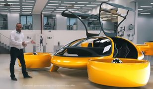 Rosyjska taksówka-dron ma latać już w 2020 roku