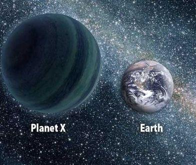 """""""Planeta X"""" posiada masę około 5 razy większą od Ziemi"""