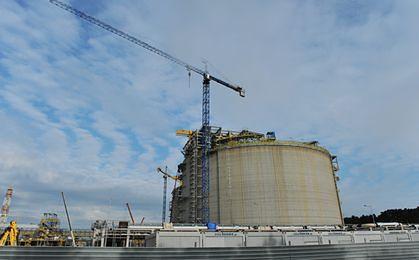 Podatki mogą zatopić terminal LNG w Świnoujściu