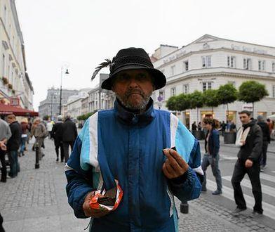 """Warszawa czeka na pogrzeb """"Czarnego Romana"""""""