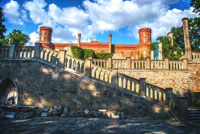 Pałac w Kamieńcu Ząbkowickim, Dolny Śląsk