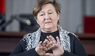 Magdalena Środa rozczarowana działaniami Kamila Sipowicza