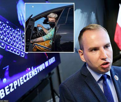"""Skandal z patoyoutuberem wstrząsnął Polską. Minister rządu PiS: """"Zamykamy na YouTube grupy patostreamerów"""""""