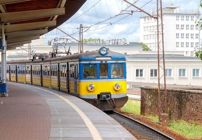 Rasistowski atak w pociągu SKM w Gdańsku