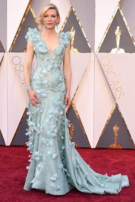 Oscary 2016 - Cate Blanchett w sukni Armani Prive