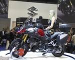 Suzuki V-Strom 1000 na EICMA 2013