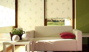 Nowy wystrój salonu. Wiosenna metamorfoza
