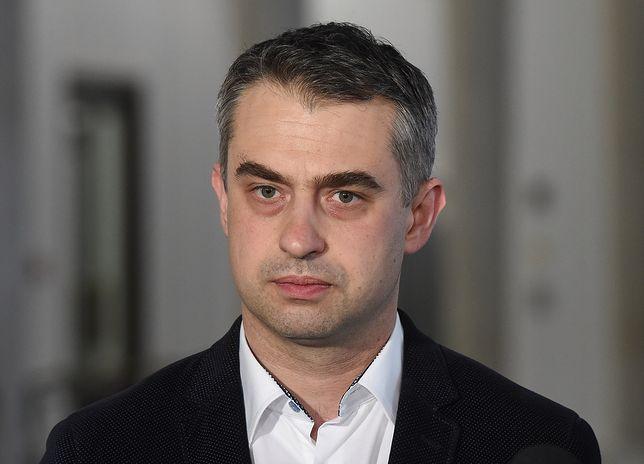 Krzysztof Gawkowski od 2016 r. był wiceprzewodniczącym SLD