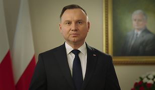 10. rocznica katastrofy smoleńskiej. Orędzie Andrzeja Dudy