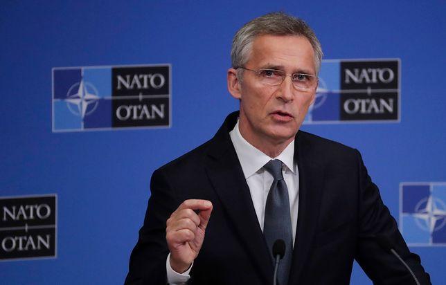 Jens Stoltenberg o wyborze zastępcy szefa NATO: zdecydują względy merytoryczne