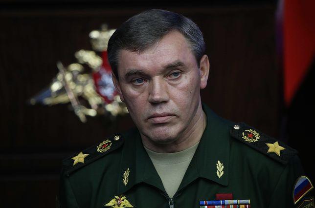 Walerij Gierasimow w imieniu Rosji zaproponował Stanom Zjednoczonym współpracę w odbudowie Syrii