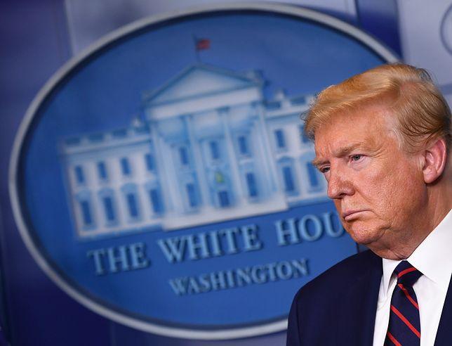 Koronawirus w USA. Donald Trump przeszedł drugi test. Jest ostateczny wynik