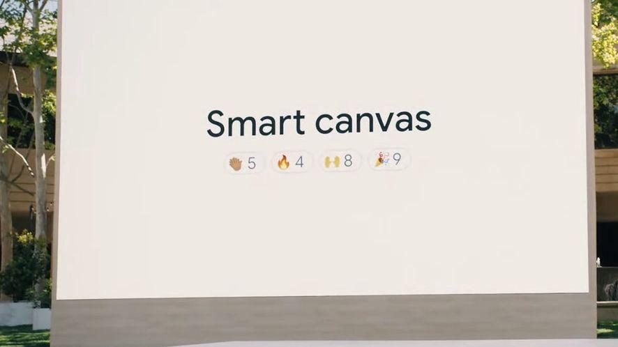 Smart Canvas w Google Workspace