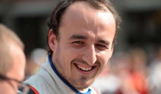 Kubica odwiedził siedzibę M-Sport