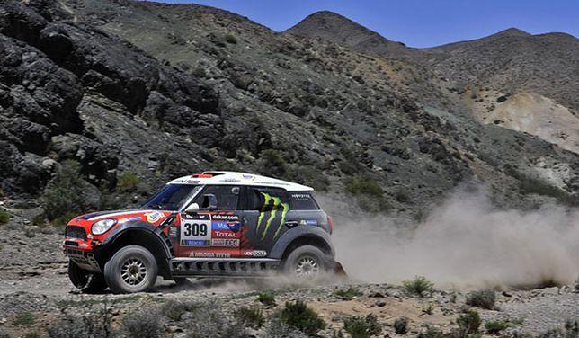 Dakar: 6. etap udany dla naszych kierowców