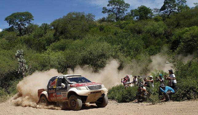 Dakar: polskie auta coraz wyżej!