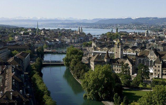 Najtańszy sposób podróżowania po Szwajcarii!