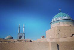 Iran. W tajemniczym mieście Jazd króluje sacrum
