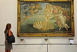 Turysta dostał zawału w galerii. Przerosło go piękno obrazu Botticellego