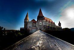 Zamek w Hunedoarze - najpiękniejszy gród Rumunii