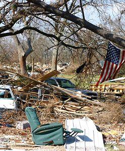 Tornada w USA. Żywioł przyniósł ogromne zniszczenia