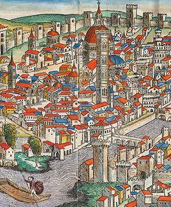 Czwarte największe miasto średniowiecznej Europy. To była finansowa stolica kontynentu