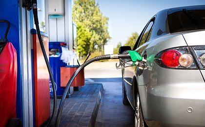 Poza autogazem ceny paliw na stacjach spadają