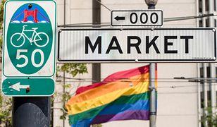 Dzielnica Castro - świat gejów i lesbijek