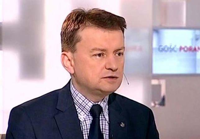 Mariusz Błaszczak: ta władza cofa się tylko przed protestem społecznym