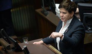 Była premier uznała, że za dobrze wykonywaną pracę w 2017 r. należy się jej 65 tys. zł nagrody