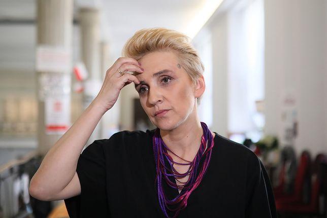 Joanna Scheuring-Wielgus tłumaczy kulisy odejścia z Nowoczesnej