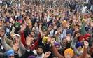 W strajku bankowców uczestniczyło ponad milion ludzi