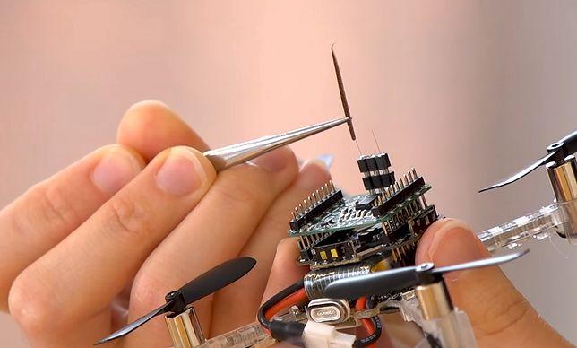 Smellicopter już wkrótce może trafić do armii USA