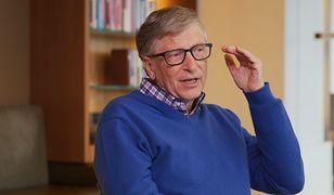 """Bill Gates o szczepionce na koronawirusa: """"Teorie spiskowe? Tak głupie, że ciężko im zaprzeczyć"""""""