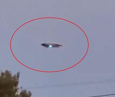 """""""UFO"""" nad New Jersey. Widziało je tysiące ludzi. Jest tylko jeden szkopuł"""