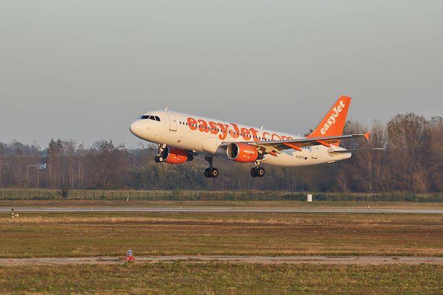EasyJet jest jedną z najtańszych linii lotniczych w Europie
