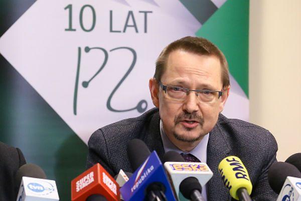 Prezes PZ: to minister wywołuje wojnę i nie chce negocjować