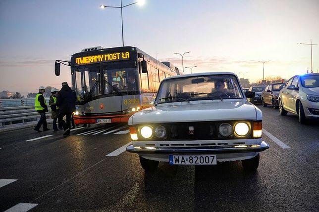 """Most Łazienkowski otwarty! """"Po 199 dniach od rozpoczęcia remontu"""""""