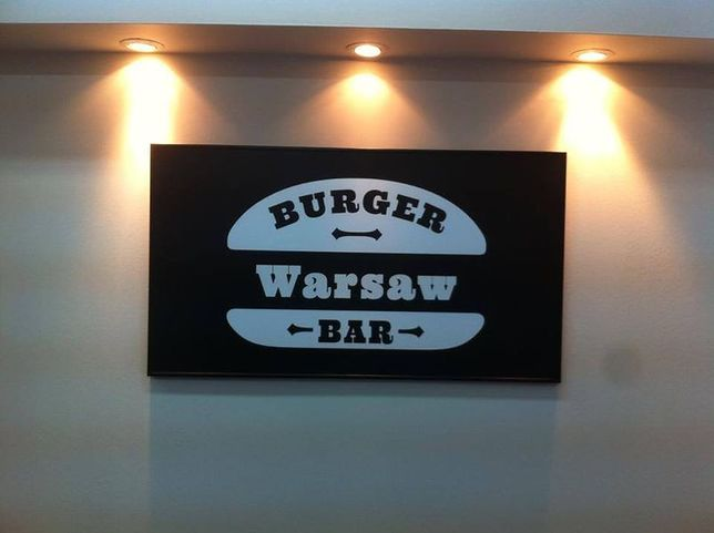 Nowe miejsce: Warsaw Burger Bar