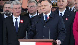 Andrzej Duda podczas wystąpienia 3 maja poruszył sprawę zmiany Konstytucji RP.
