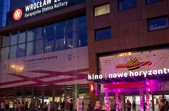 Wrocław. Zupełnie nowe Nowe Horyzonty. Tylko dwa dni tradycyjnego kina. Potem seanse on-line