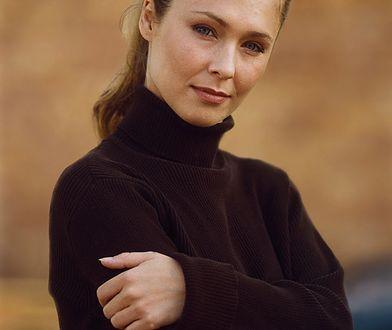 Dorota Naruszewicz w latach 90.
