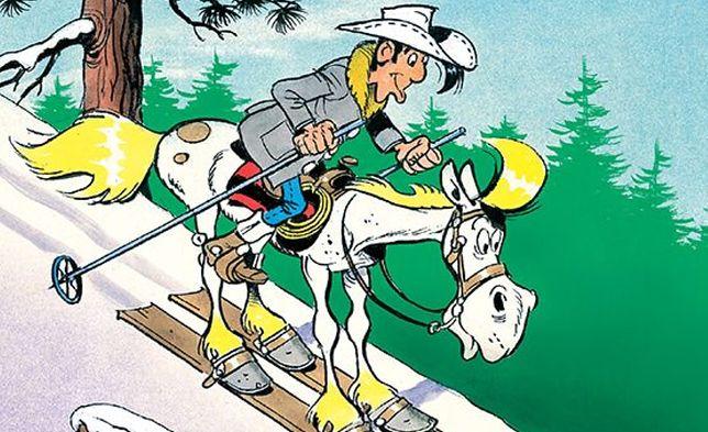 Lucky Luke. Klondike. Tom 65