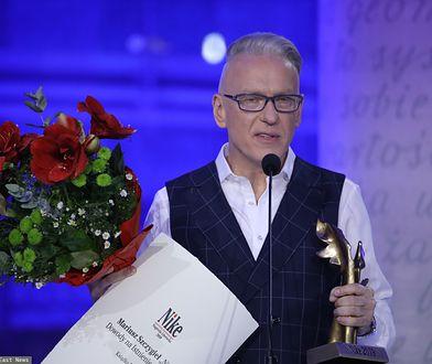 Mariusz Szczygieł odebrał Nagrodę Nike 2019