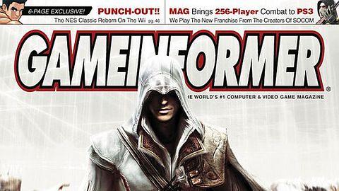Tak wygląda Ezio Auditore de Firenze - główny bohater Assassin`s Creed 2