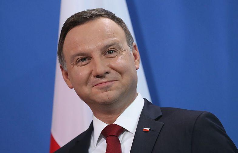 49. urodziny prezydenta Andrzeja Dudy. Sprawdzili, co mówią gwiazdy