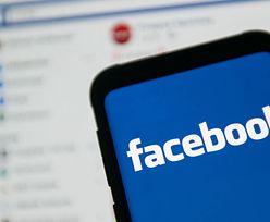 Facebook protestuje. Zablokował możliwość publikacji i wyświetlania