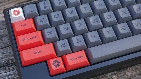 Zmodyfikuj swoją klawiaturę w stylu Gwiezdnych Wojen i zapłać za to prawie 1 tys. zł